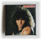 Bon Jovi - 'Jon Tattoo' Square Badge